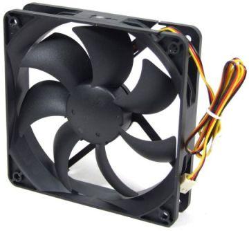 Cooler Fan Adda 12x12 Cm Preto