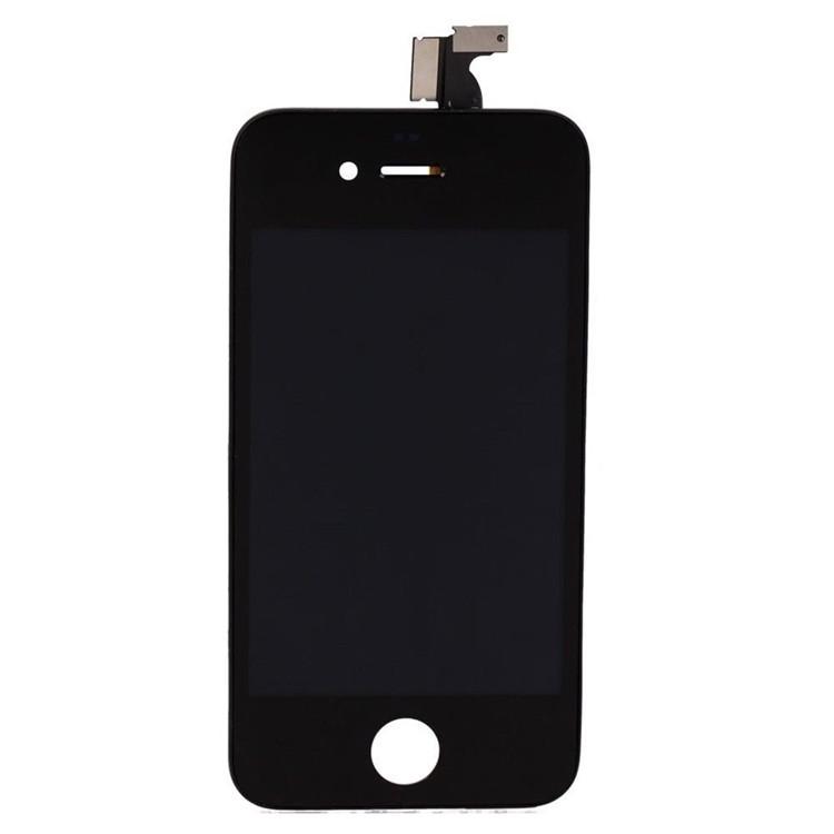 Tela Touch Display Modulo iPhone 4  A1332 / A1349 Preto
