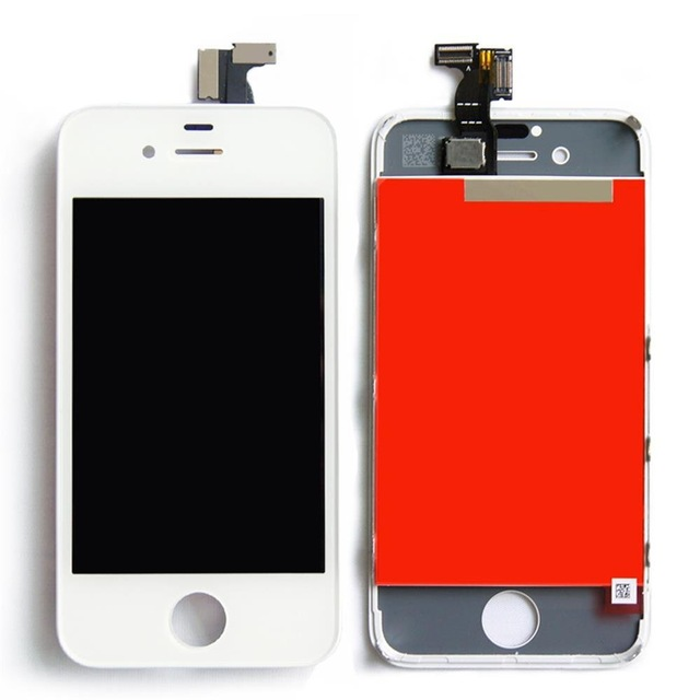 Tela Touch Display Modulo iPhone 4 A1332 A1349 Branco