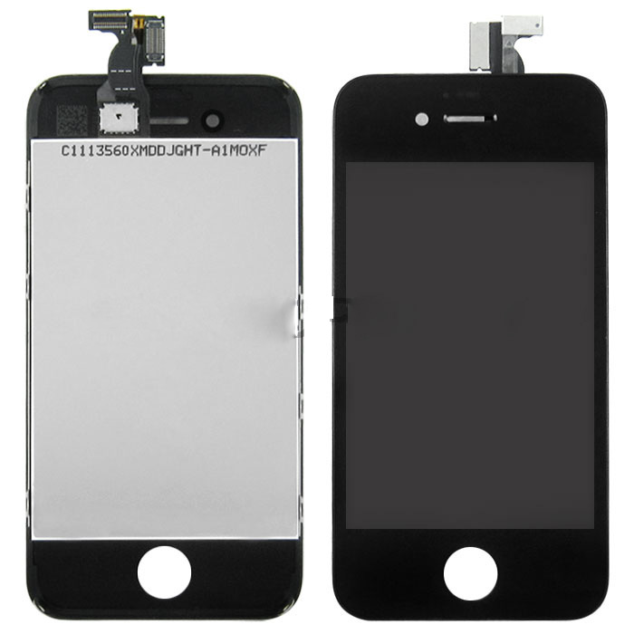 Módulo Tela Touch Display Lcd Iphone 4s A1387 A1431 Preto