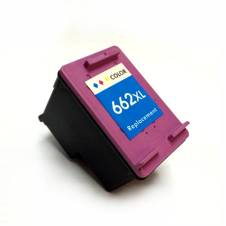 Cartucho 662 662XL Compatível 2515 2516 3515 3516 - Colorido
