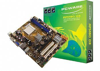 MB AM3 PC WARE APM80-D3 OEM - PCWare