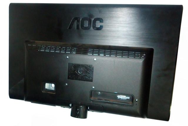 Carcaça completa sem a Base semi nova p/ Monitor E2050SN
