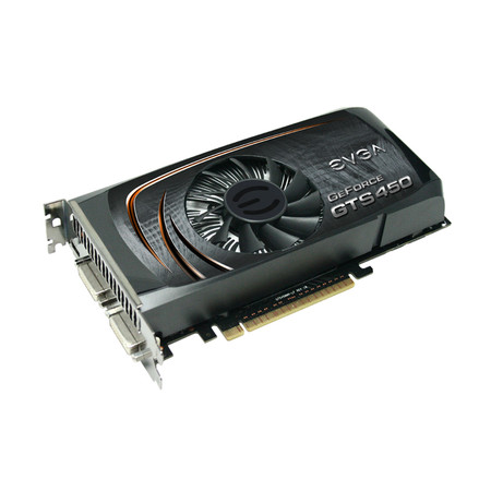 VGA EVGA 1024MB (1GB) GeForce GTS450 DDR5 PCI-Express 01G-P3-1452-TR