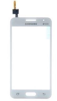 Tela Touch Samsung Galaxy Core 2 SM-G355H Branco Original