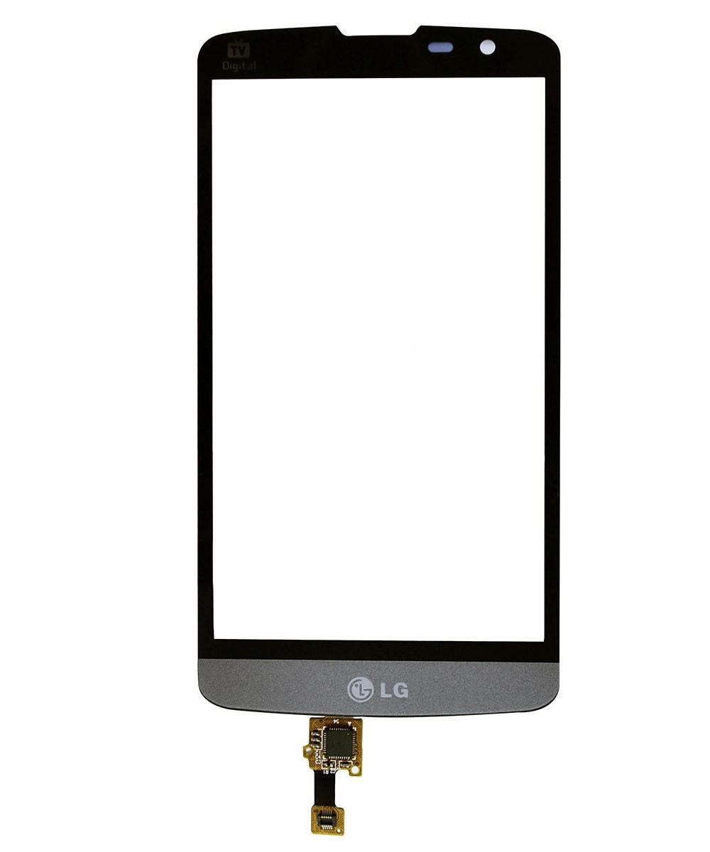 Tela Touch LG L Prime Dual D337  Preto/Prata
