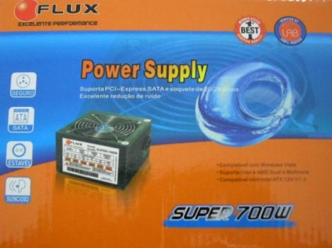 FONTE DE ALIMENTEÇÃO SUPER 700 W FLUX