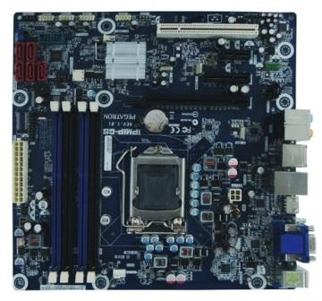 Placa Mãe LGA 1156 PC-Ware IPM H55
