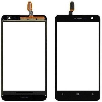 Tela Touch Nokia Lumia 625 N625 Preto