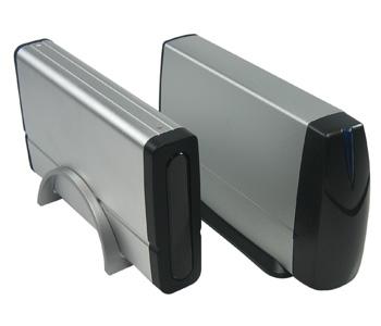 CASE PARA HD 3.5 USB 2.0 / SATA / E-SATA 4037