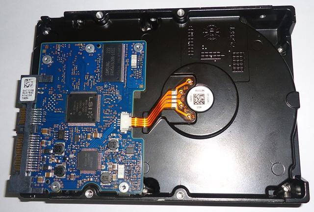Placa Lógica HD HITACHI 1 TB  0A39289 H3U10003272S
