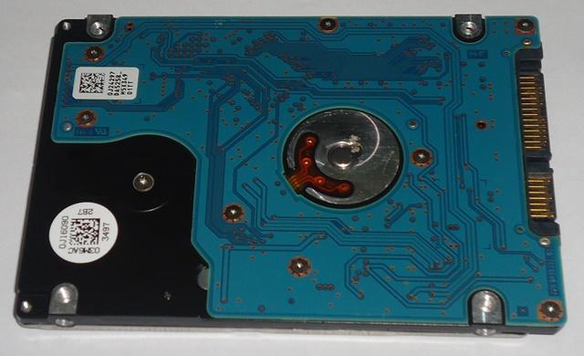 Placa Lógica HD Notebook  HGST 500GB 04JAN14
