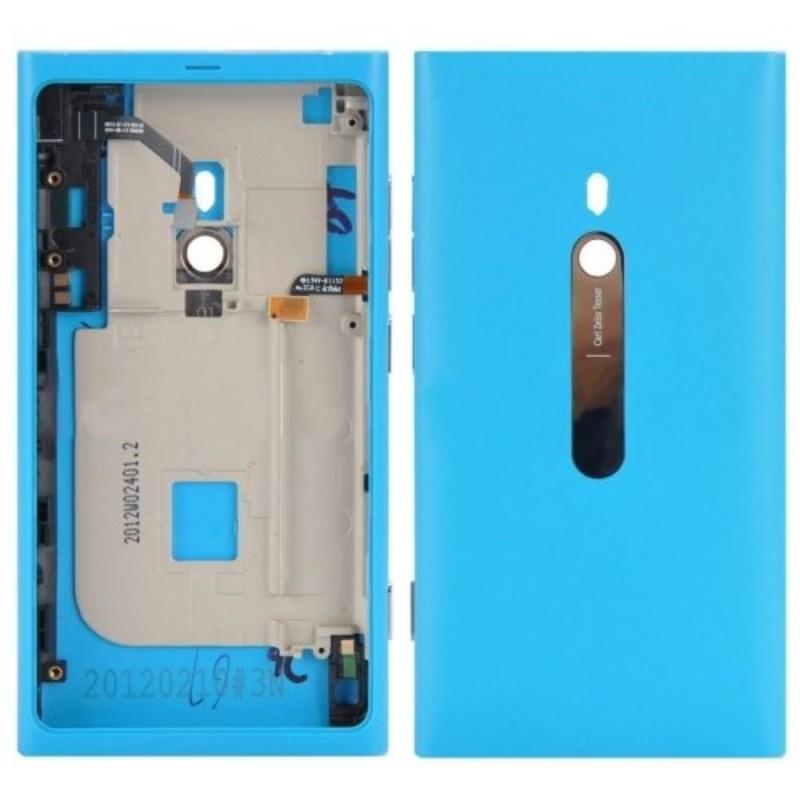 Tampa  Traseira  Nokia Lumia 800 Azul Claro
