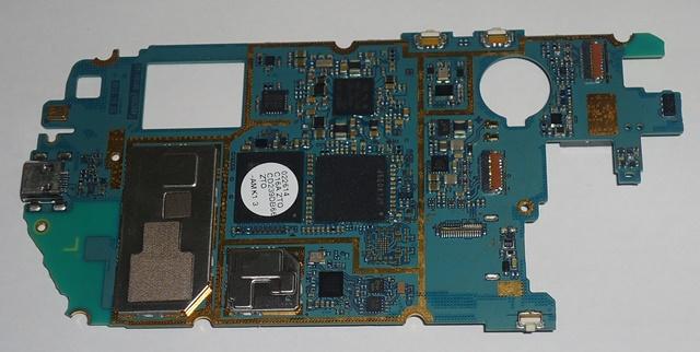 Placa Lógica Samsung Galaxy S3 GT-I8190L C/ Defeito