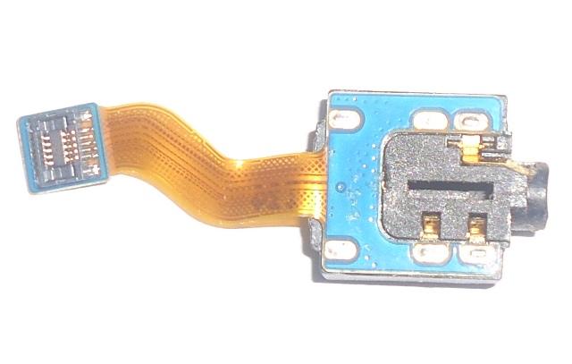 Conector Fone Tablet Samsung Galaxy GT- P7500