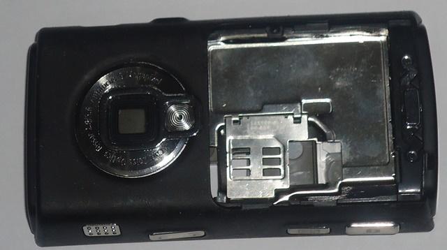 Carcaça Celular Nokia N95