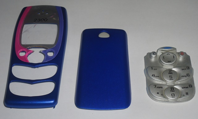 Carcaça  Celular Nokia 2300