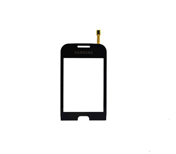 Tela Touch Samsung Galaxy Corby GT-C3312 Preto