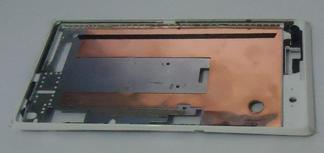 Carcaça Chassi Sony Xperia L C2104