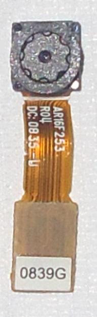 Camera Traseira Sony Ericsson T303