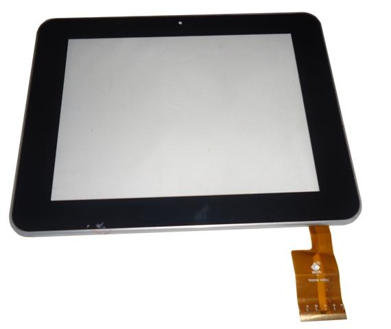 Tela Touch C/ Aro Tablet Lenoxx TB- 8100 Retirado de Aparelho