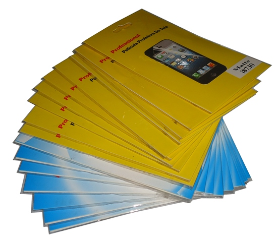 Kit 20 Películas Plástico Samsung Galaxy Express I8730