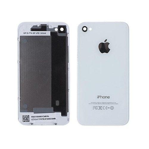 Tampa Traseira iPhone 4s A1387 Branca