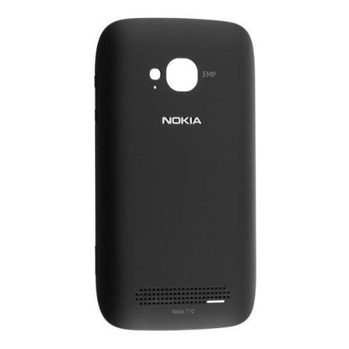 Tampa Traseira Nokia Lumia 710 Preta