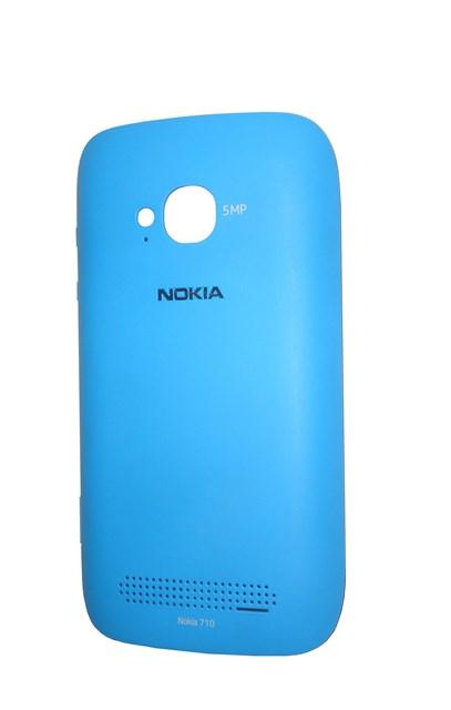 Tampa Traseira Nokia Lumia 710 Azul
