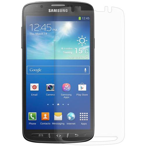kit 5 Películas Plástico Samsung Galaxy s4 Active i9295