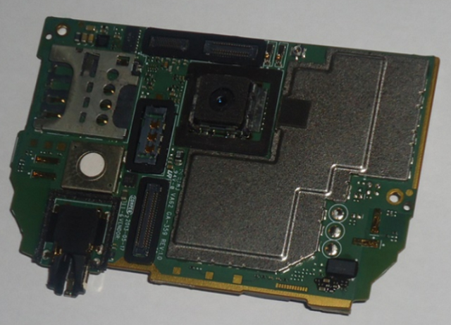 Placa Lógica Nokia Lumia 625 Funcionando OK