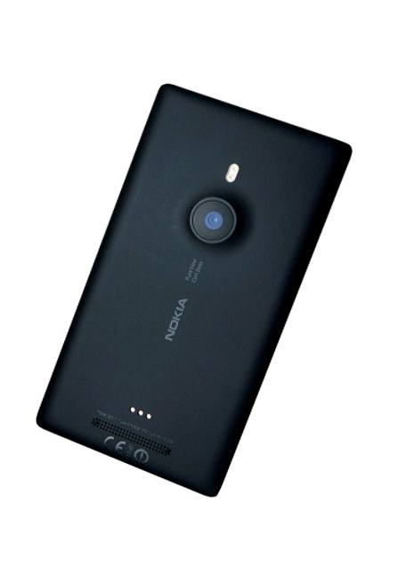 Tampa Traseira Nokia Lumia 925 - Preto