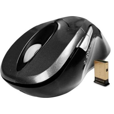 Mouse Óptico sem Fio 2.4GHz Zeus Fortrek