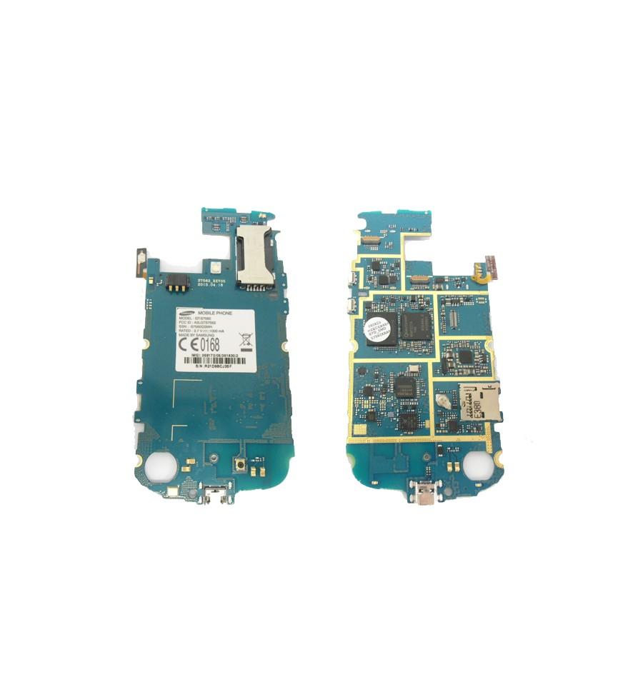 Placa Lógica Samsung Galaxy Trend GS7562 C/ Defeito