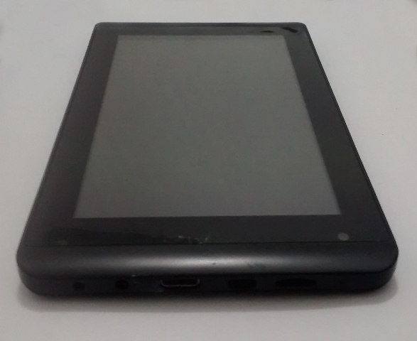 Tablet Philco Semi Novo Preto 8GB Saída Mini HDMI Wi-Fi Android 4.0