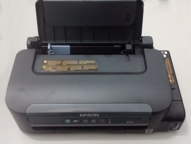 Impressora Epson M105 Preta C/ Defeito