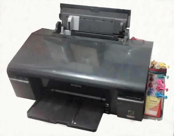 Impressora Epson T50 C/ Defeito