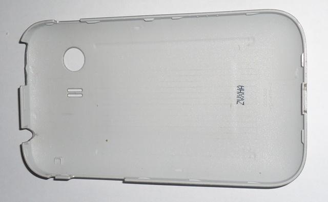 Tampa Traseira Samsung Galaxy Y GS5360 Cinza