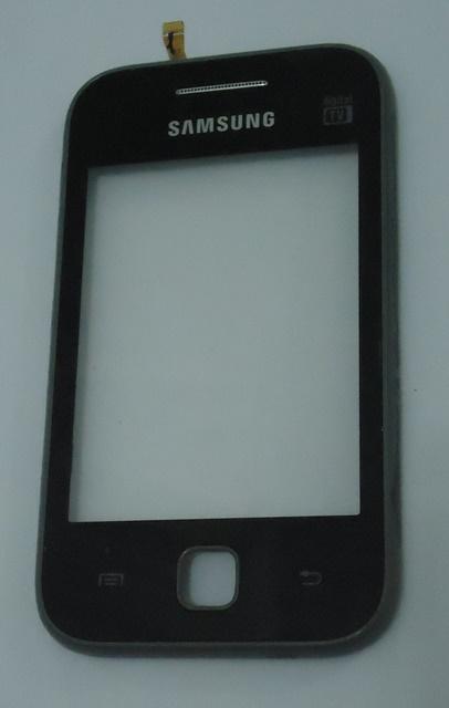 Tela Touch C/ Aro Samsung Galaxy Y GT S 5368 Semi Nova