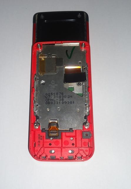 Carcaça Frontal C/ Display Nokia 5610 Xpress Music
