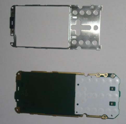Placa Lógica Nokia 208 com defeito