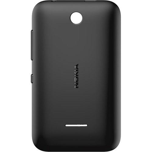 Tampa Traseira Nokia Asha 230 Preta