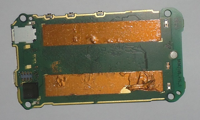 Placa Lógica Nokia Asha 230 C/ Defeito