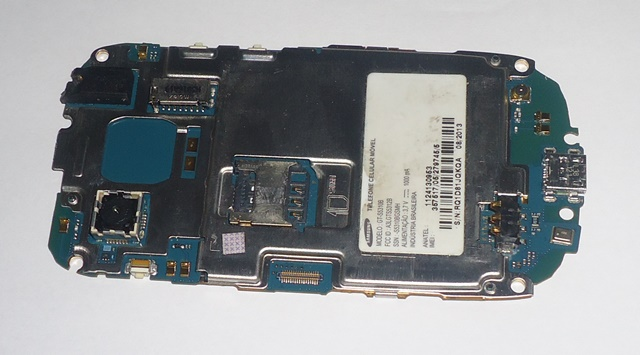 Placa Lógica Samsung Galaxy Pocket S5312