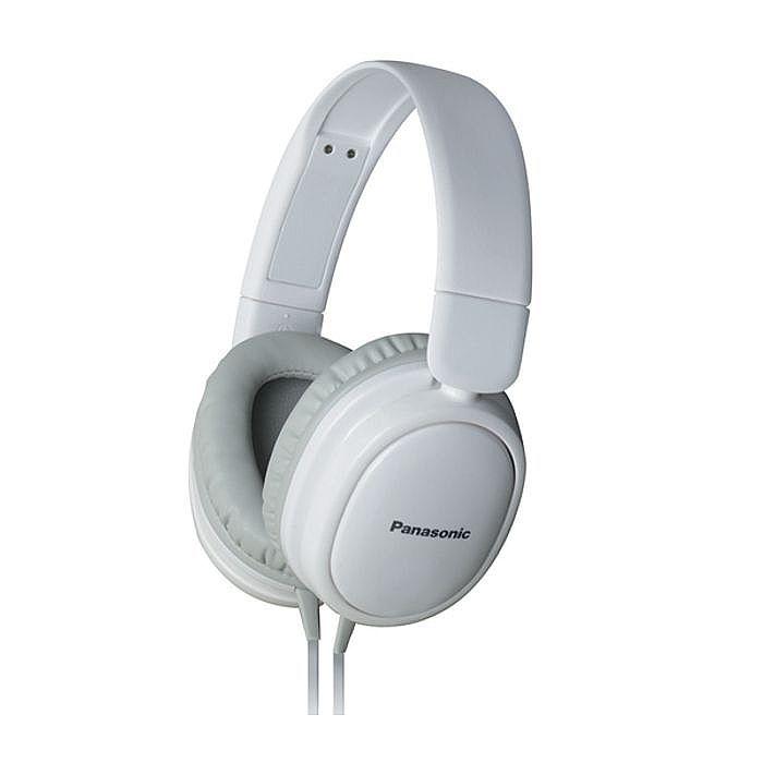 Fone Ouvido Panasonic RP-HX250 Powerful Sound - Branco