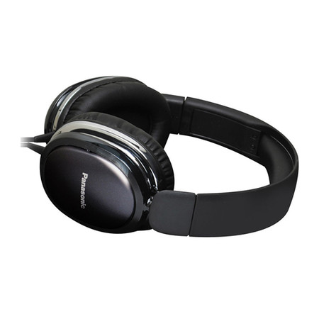 Fone Ouvido Panasonic RP-HX250 Powerful Sound - Preto