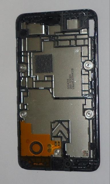 Carcaça Chassi Nokia Lumia 530