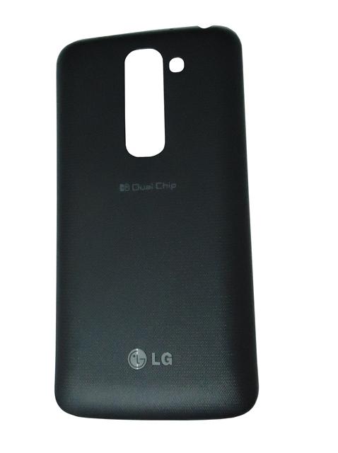 Tampa Traseira LG Optimus G2 Mini D618 Cinza Semi Nova