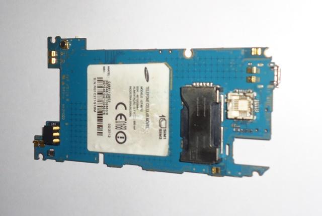 Placa Lógica Samsung Star II Duos GT-C6712  C/ Defeito