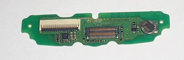 Placa Conector Botões LG GW520